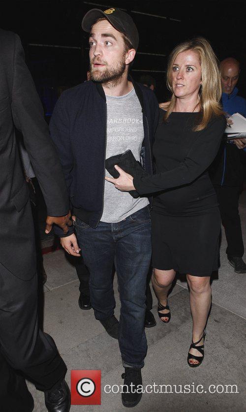 Robert Pattinson and Rob Pattinson 6