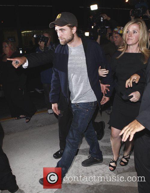Robert Pattinson and Rob Pattinson 8