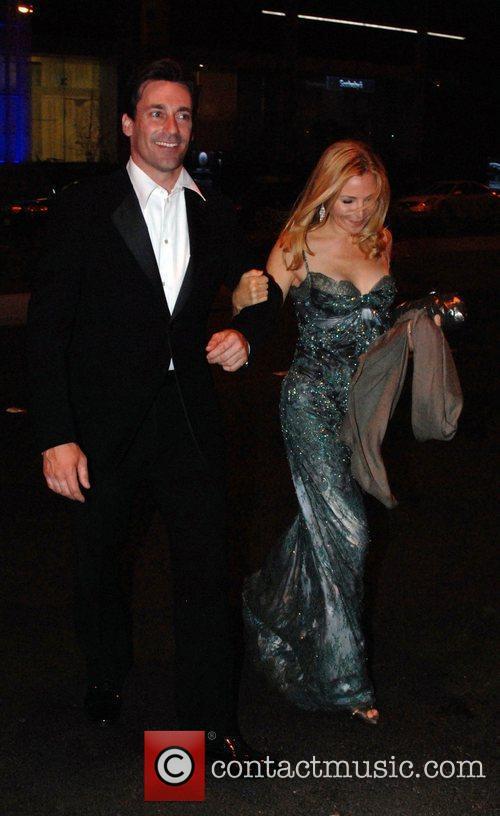 Jon Hamm and Jennifer Westfeldt 2