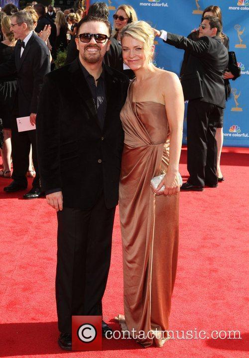 Ricky Gervais, Emmy Awards, Primetime Emmy Awards