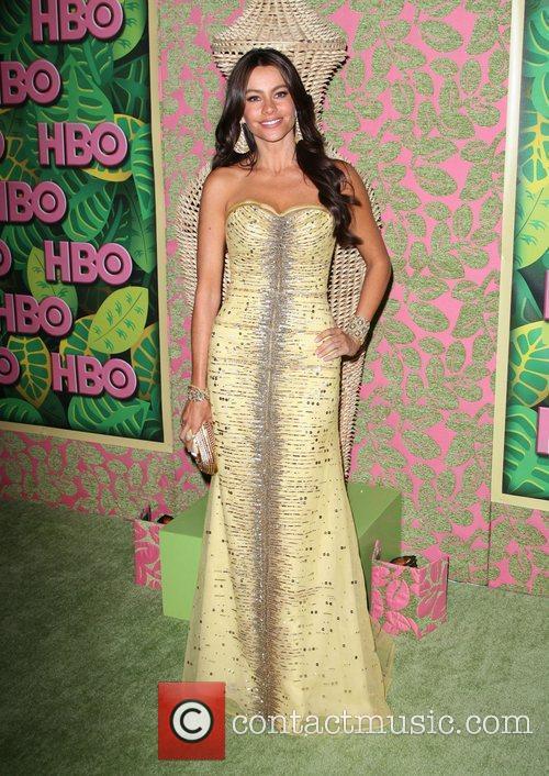 Sofia Vergara and HBO 7