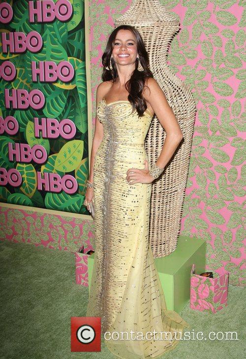 Sofia Vergara and HBO 6