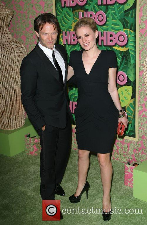 Stephen Moyer And Anna Paquin, Stephen Moyer, Anna Paquin and Hbo 6