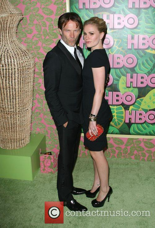 Stephen Moyer And Anna Paquin, Stephen Moyer, Anna Paquin and Hbo 1