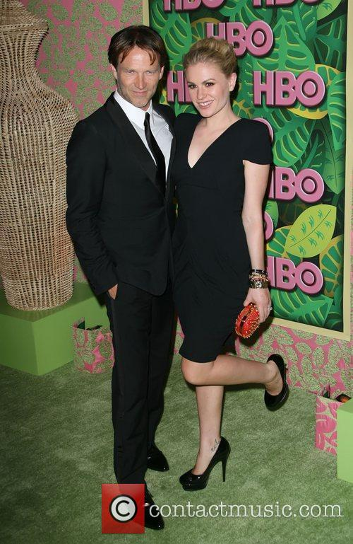 Stephen Moyer And Anna Paquin, Stephen Moyer, Anna Paquin and Hbo 2