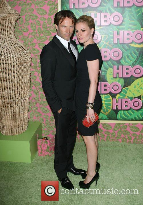 Stephen Moyer And Anna Paquin, Stephen Moyer, Anna Paquin and Hbo 4