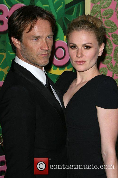 Stephen Moyer And Anna Paquin, Stephen Moyer, Anna Paquin and Hbo 3