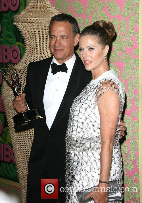 Tom Hanks And Rita Wilson, Tom Hanks, Hbo and Rita Wilson 3
