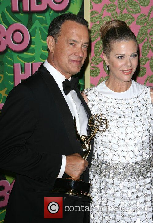 Tom Hanks And Rita Wilson, Tom Hanks, Hbo and Rita Wilson 4