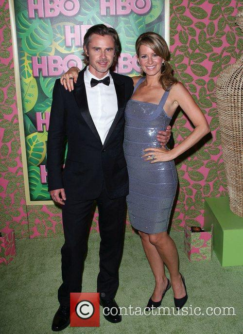 Sam Trammell And Missy Yager, Sam Trammell, Hbo and Missy Yager 2