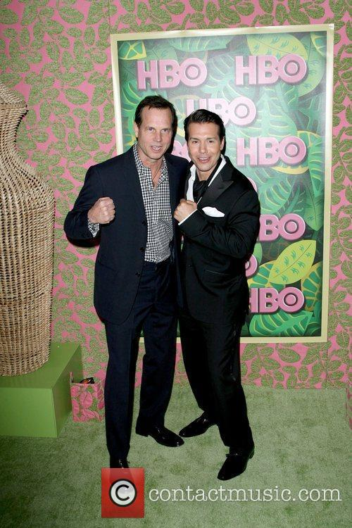 Bill Paxton And Jon Seda, Bill Paxton, Hbo and Jon Seda 4