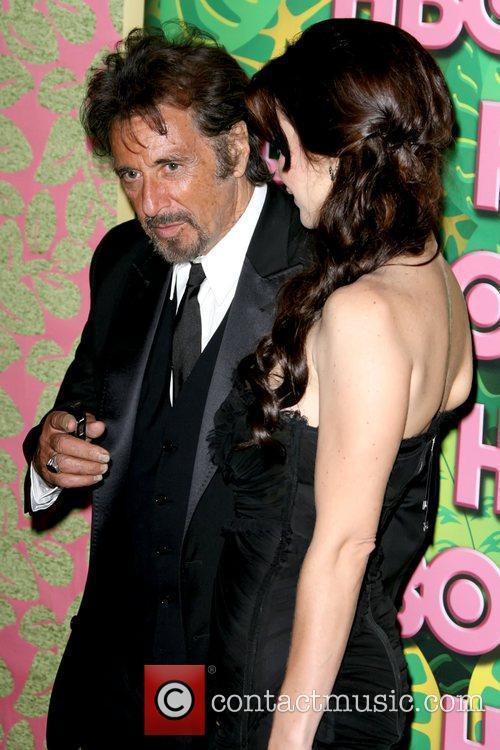 Al Pacino And Lucila Sola, Al Pacino and Hbo 9