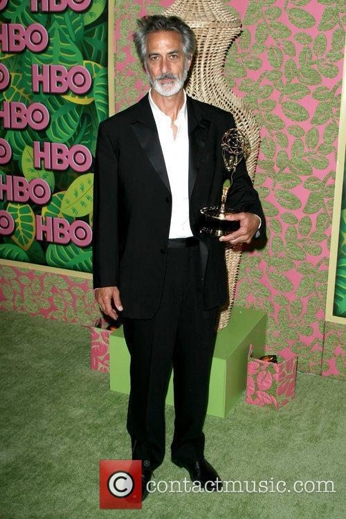 David Strathairn and Hbo 1