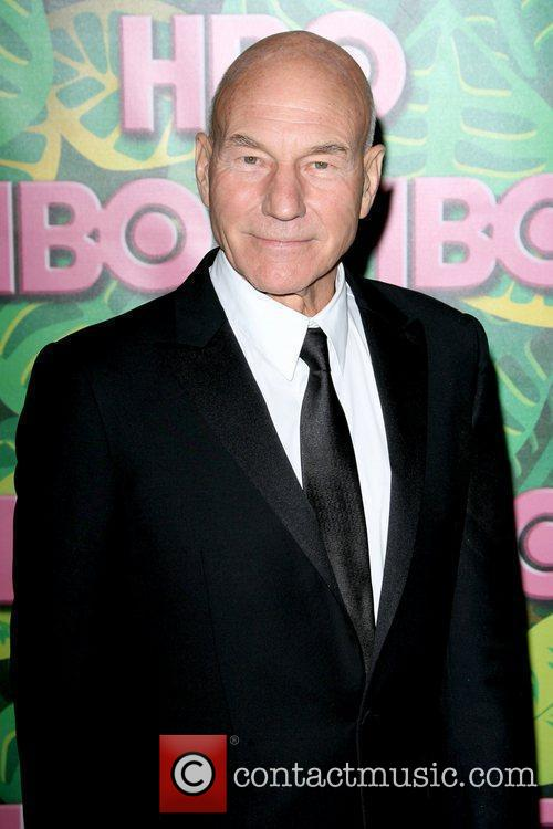 Patrick Stewart and Hbo 2