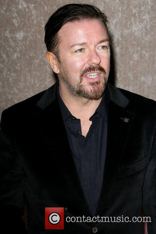 Ricky Gervais and Hbo 2