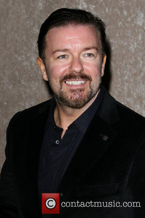 Ricky Gervais and Hbo 1
