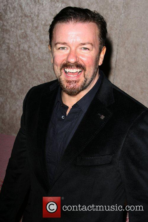 Ricky Gervais and Hbo 3