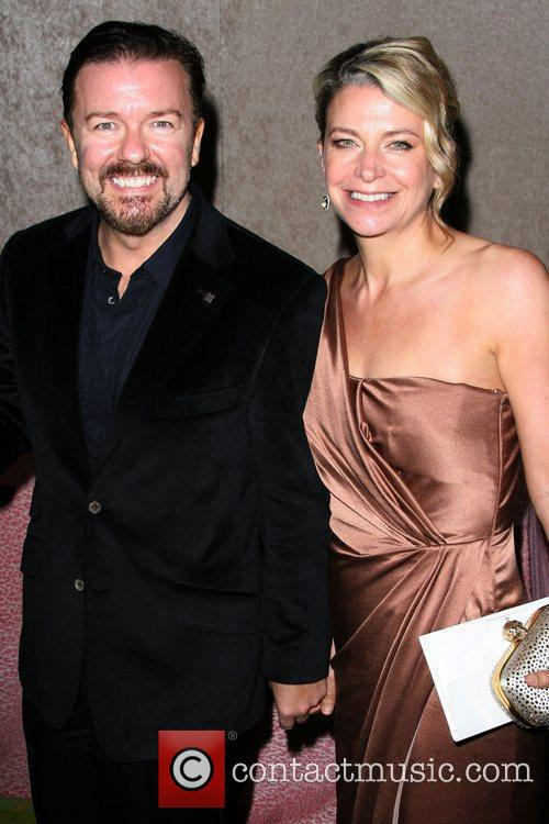 Ricky Gervais And Jane Fallon, Ricky Gervais and Hbo 8