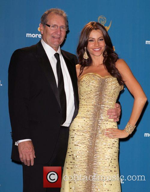 Ed O'neill And Sofia Vergara and Sofia Vergara 2