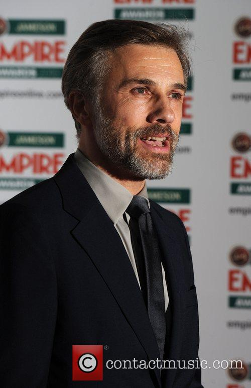 Jameson Empire Film Awards held at the Grosvenor...