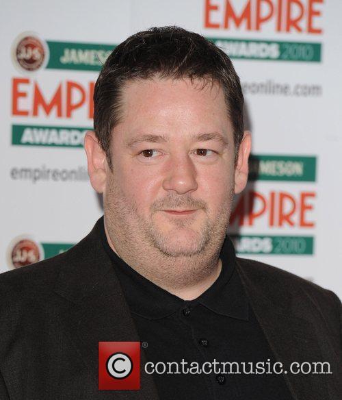 Johnny Vegas  Jameson Empire Film Awards held...