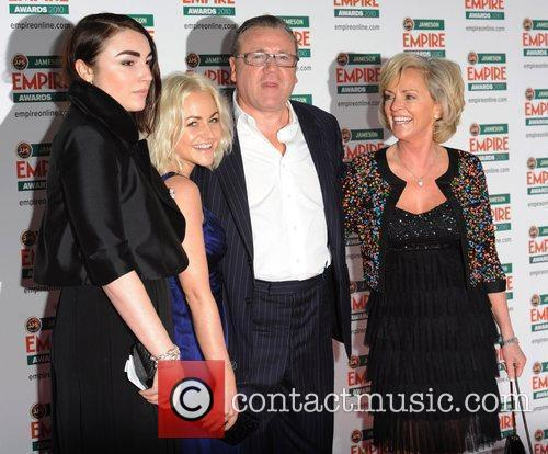 Lois Winstone and Ray Winstone