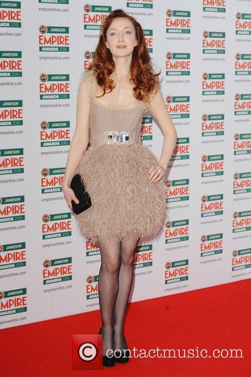 Olivia Grant  Jameson Empire Film Awards held...