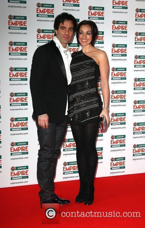 Ramin Karimloo and Mandy Karimloo  Jameson Empire...