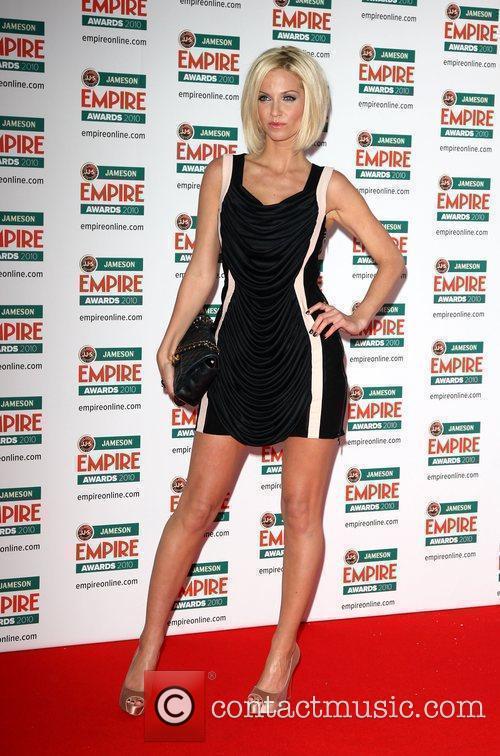Sarah Harding The Empire Film Awards 2010 London,...