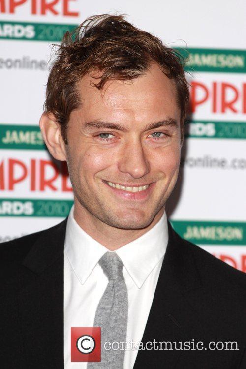 Jude Law The Empire Film Awards 2010 London,...