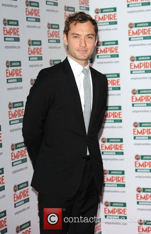 Jude Law Jameson Empire Film Awards held at...