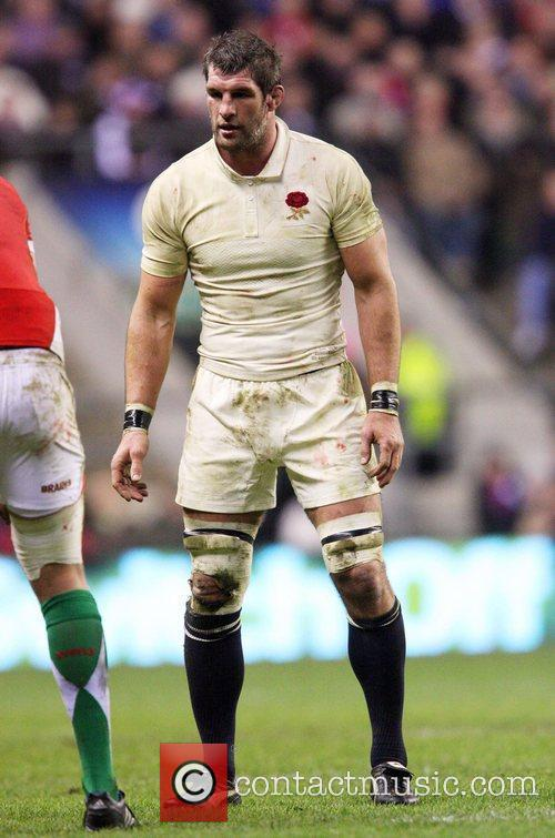 During the RBS 6 Nations Championship match between...