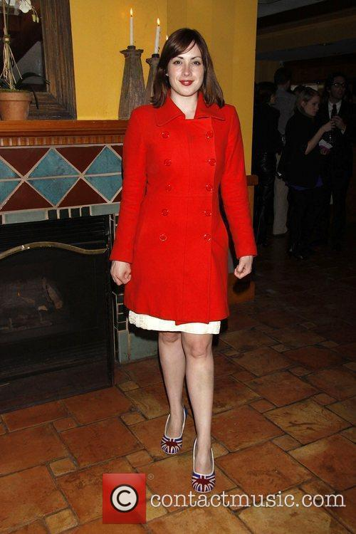 Lucy Prebble The opening night after party for...