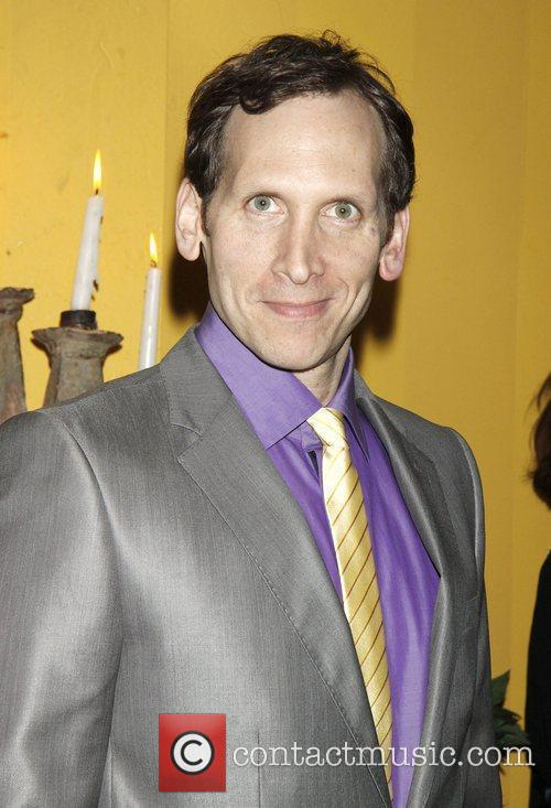 Stephen Kunken The opening night after party for...