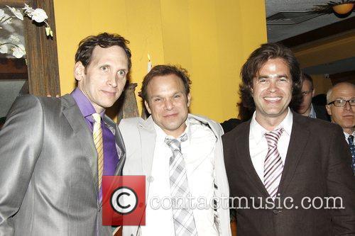 Stephen Kunken, Norbert Leo Butz and Rupert Goold...