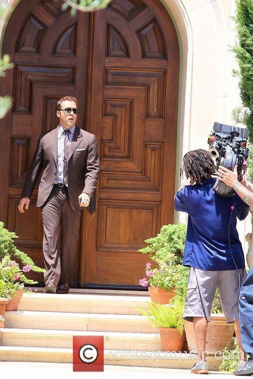 Jeremy Piven and HBO 15