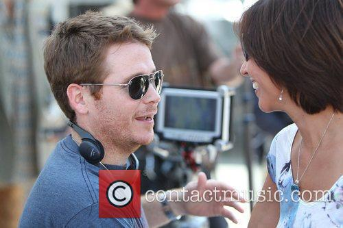 Kevin Connolly makes his 'Entourage' directing debut, filming...