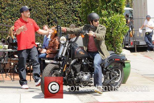 Jerry Ferrara and Adrian Grenier Cast members on...