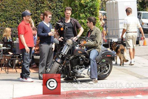Jerry Ferrara, Kevin Connolly, Kevin Dillon and Adrian...
