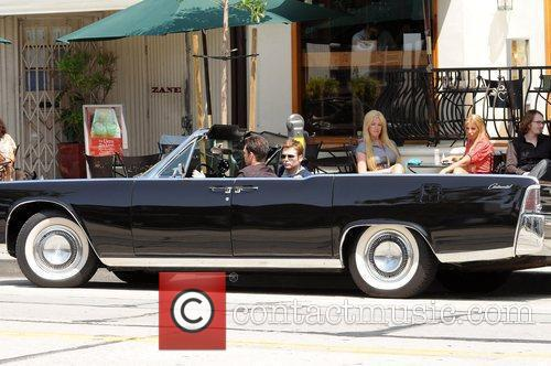 Kevin Dillon and Kevin Connolly Cast members on...