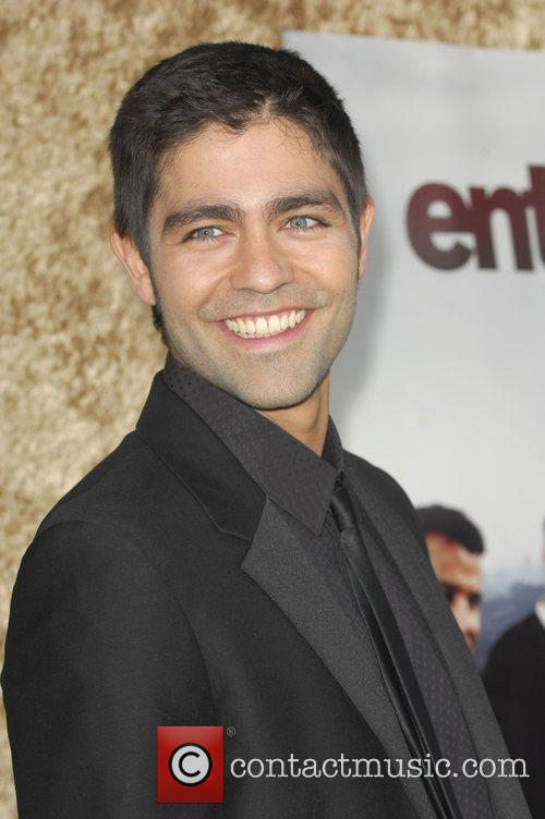 Adrian Grenier Los Angeles Premiere of the HBO...