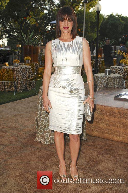 Carla Gugino Los Angeles Premiere of the HBO...