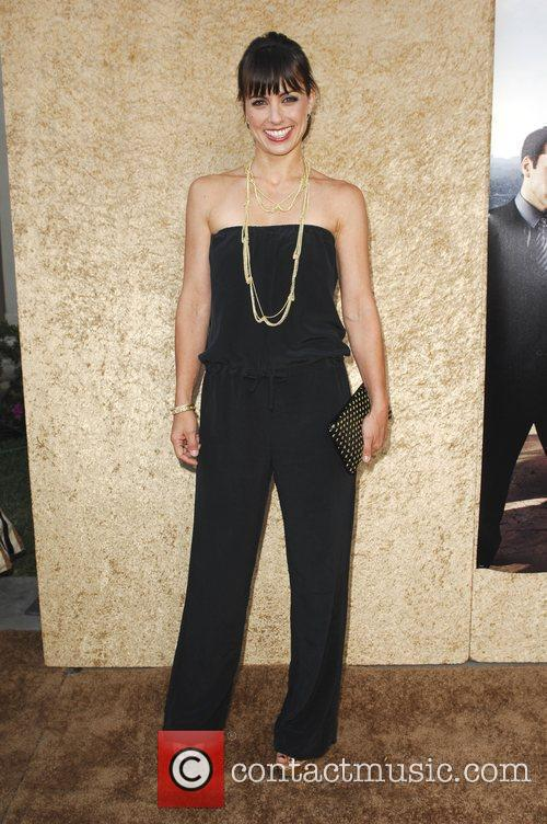 Constance Zimmer Los Angeles Premiere of the HBO...