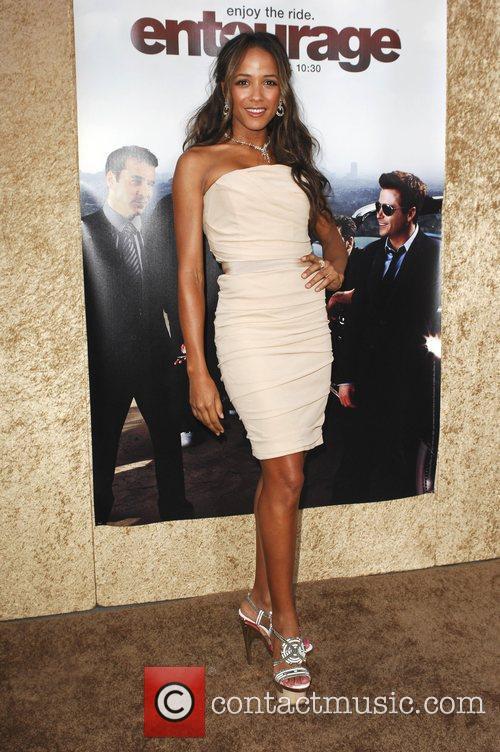 Dania Ramirez Los Angeles Premiere of the HBO...