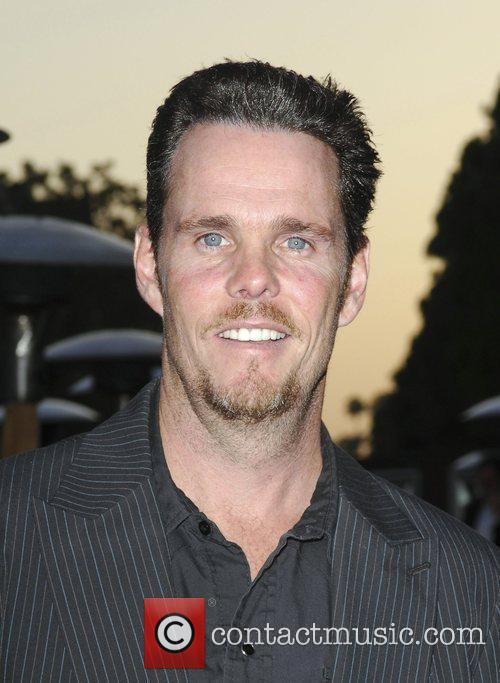 Kevin Dillon Los Angeles Premiere of the HBO...