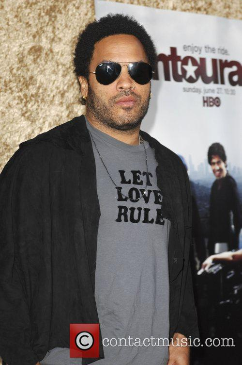 Lenny Kravitz, Hbo and Paramount Pictures 4