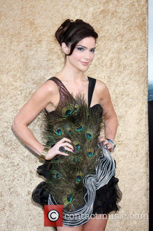 Janet Montgomery, HBO and Paramount Pictures 4