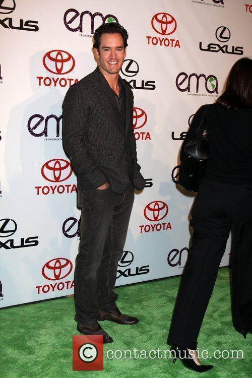 Mark Gosselaar arrives to the 2010 Environmental Media...