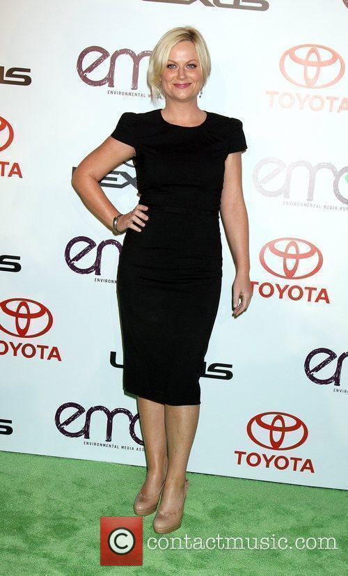 Amy Poehler arrives to the 2010 Environmental Media...
