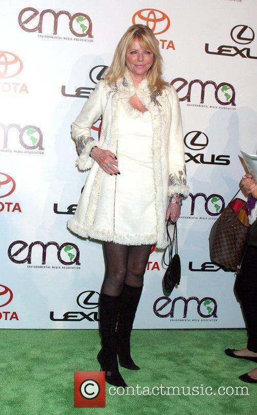 Arrives to the 2010 Environmental Media Association Awards...